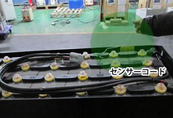 バッテリー フォークリフト